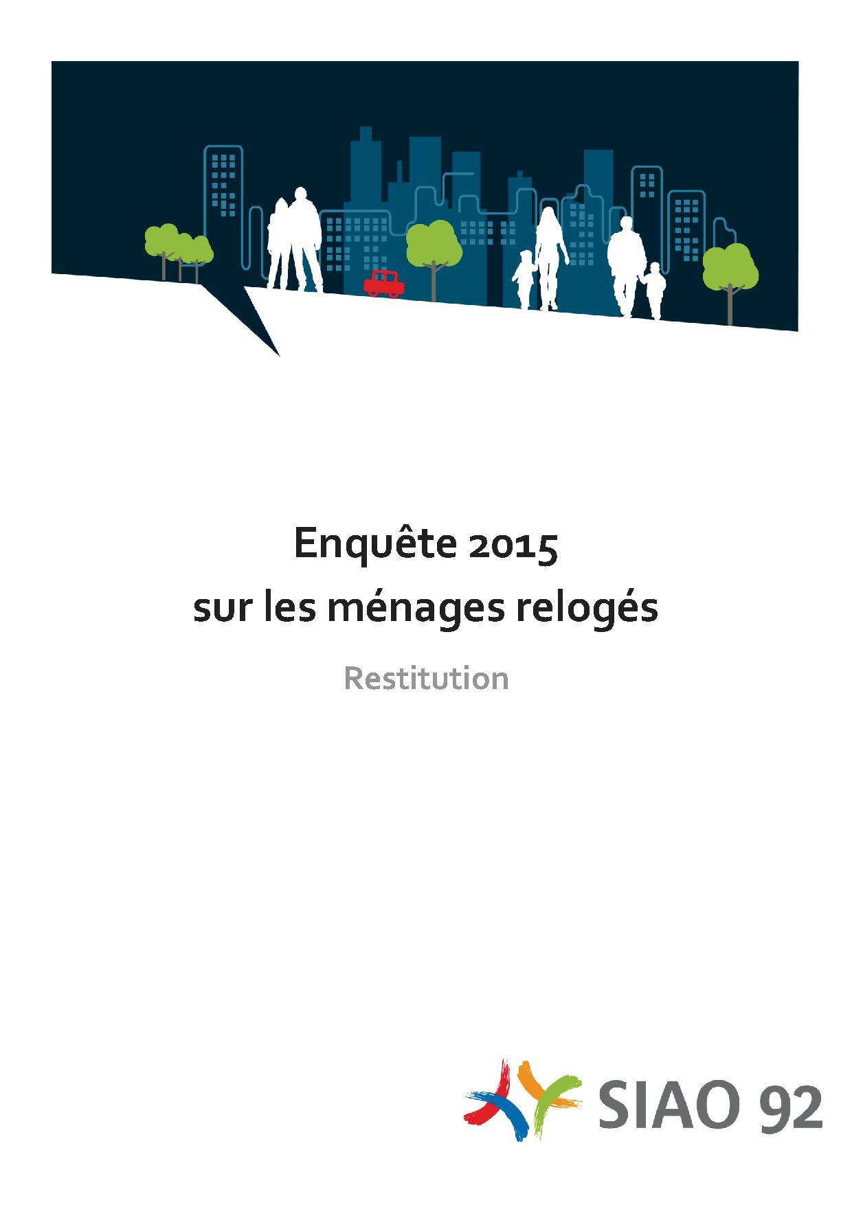 IMAGE enquête relogement 2015