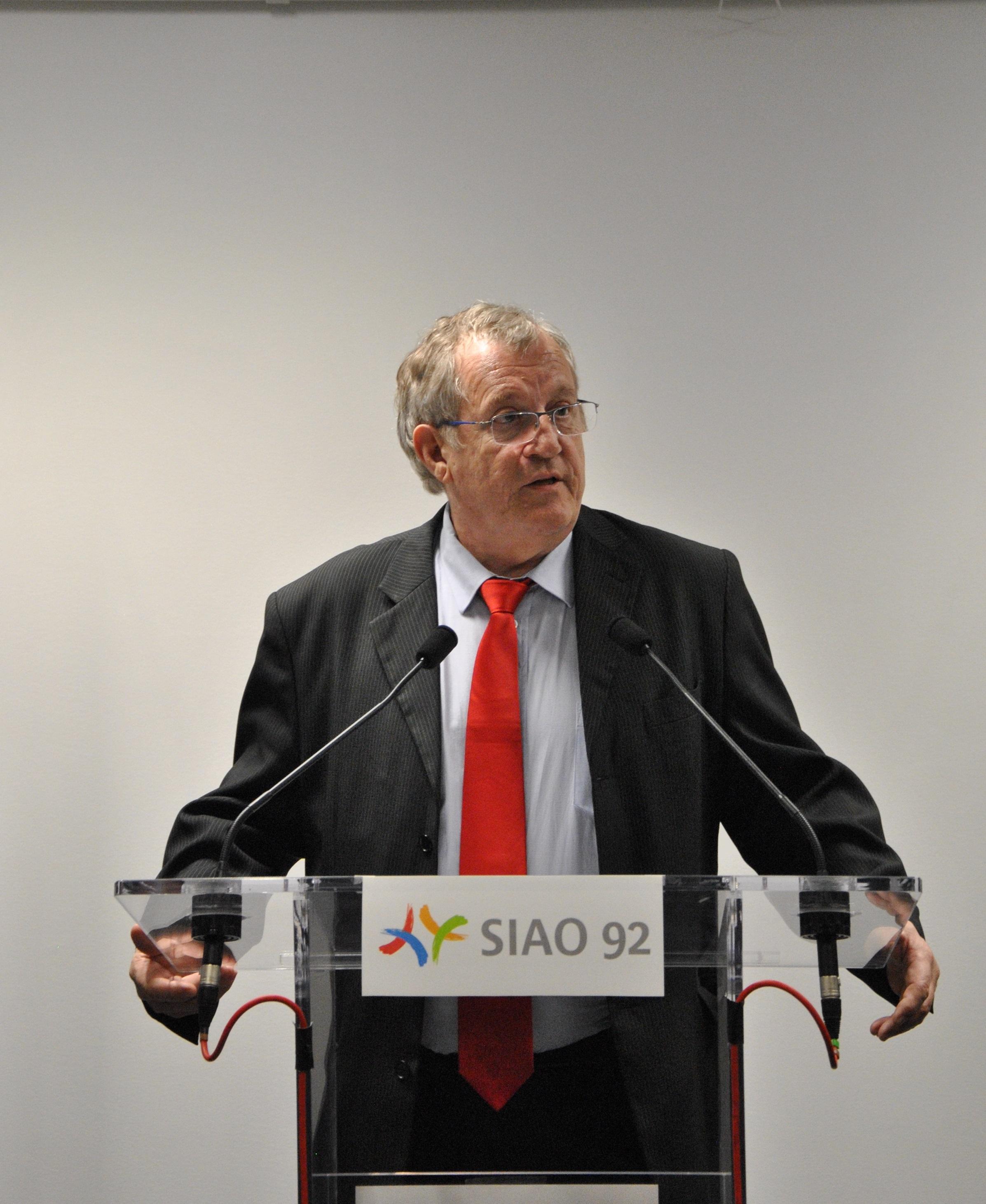 Philippe LEMAIRE, Directeur Général du GCSMS SIAO 92