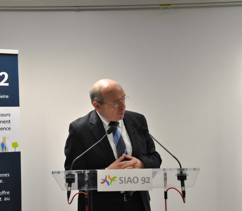 Pierre CARLI, Administrateur du GCSMS SIAO 92